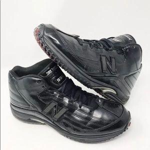 New Balance 995 Lo-Top Black Football Turf Shoe